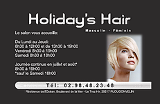 Holiday's Hair Plougonvelin