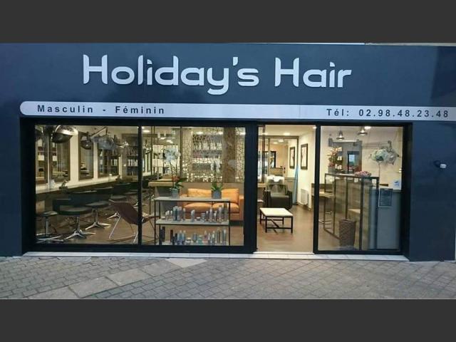 Holiday's hair plougonvelin